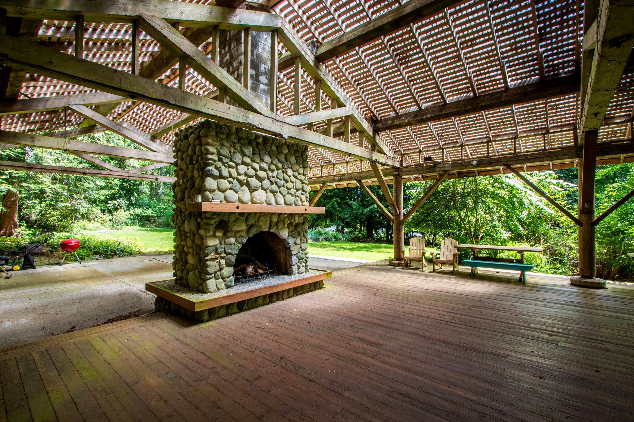 Best Cool A Cedar Shake House On Bainbridge Island Federal 400 x 300