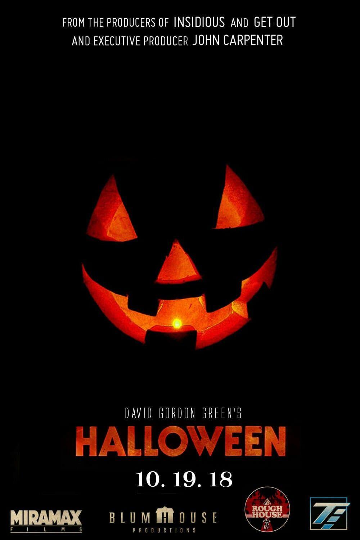 Halloween 2018 Movie Poster Halloween Fantastic Movie Posters Scifimovies Posters Horrormovies Post Full Movies Online Free Full Movies Full Movies Online