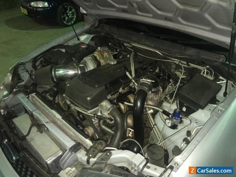 Heavily modified 2010 xr6 turbo Ute #ford #ute #forsale #australia ...
