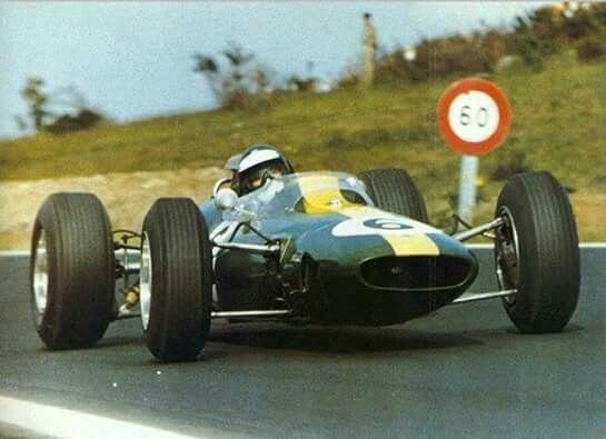Jim Clark Lotus 25