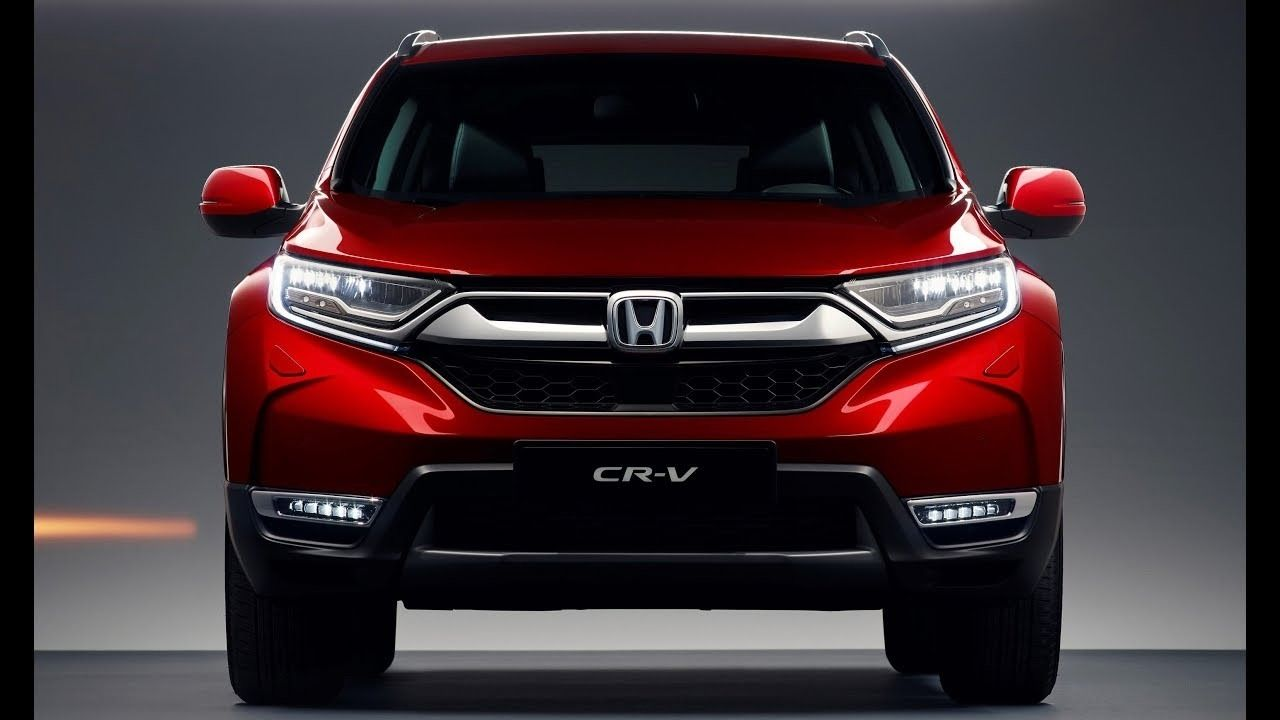 2019 Honda Exterior Colors New Interior Honda cr, Honda