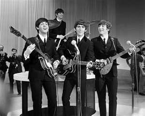The Beatles on The Ed Sullivan Show! The most exciting day of my 7 year old life!