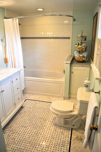 Create Your Own Bathroom Rug In Stone Glass Or Marble