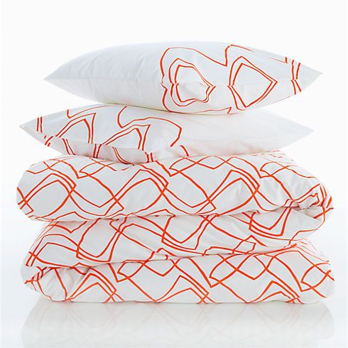 crazy talk bed linens in all bed/bath | CB2