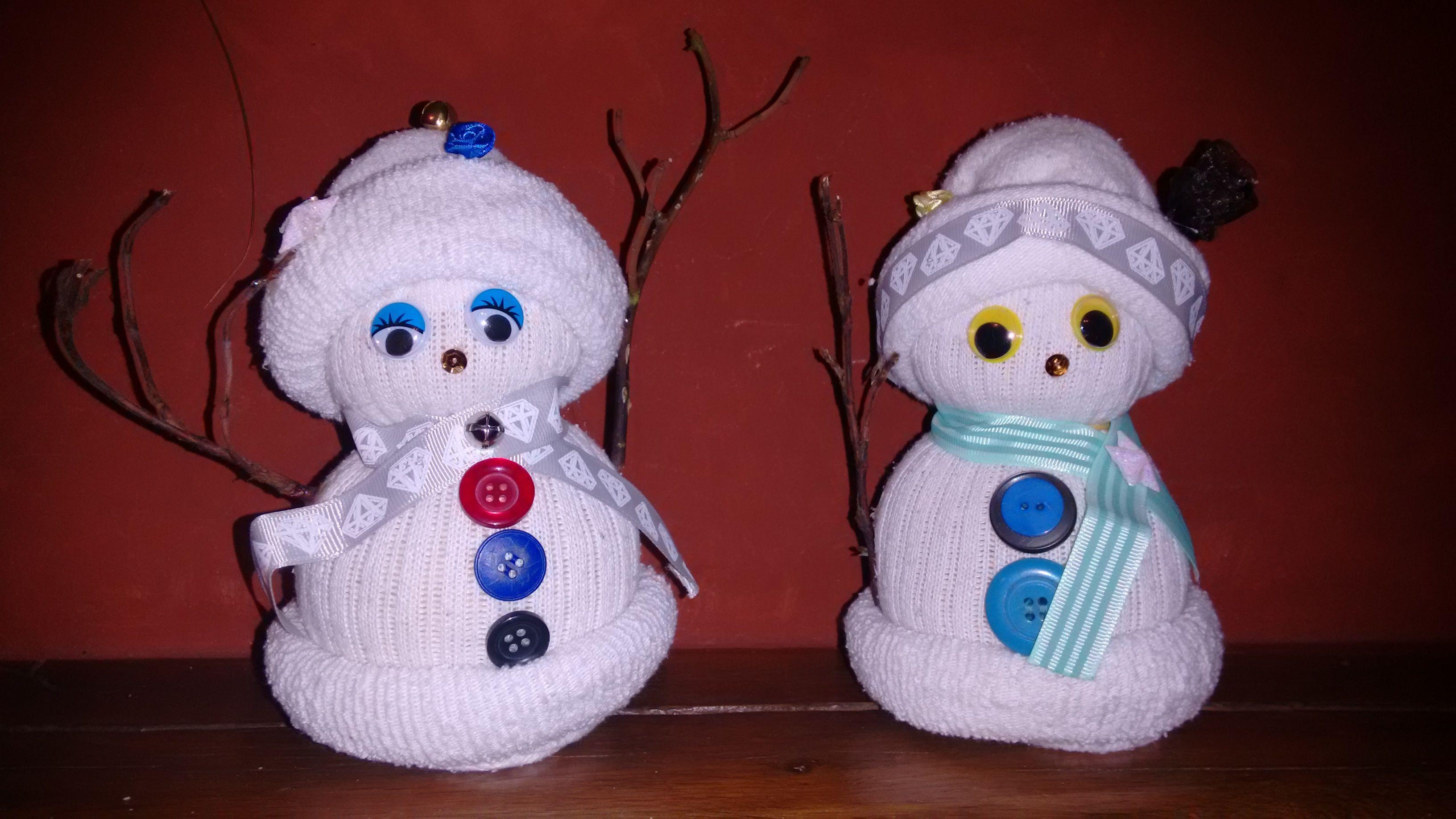 bonhomme de neige chaussette activit s manuelles no l. Black Bedroom Furniture Sets. Home Design Ideas