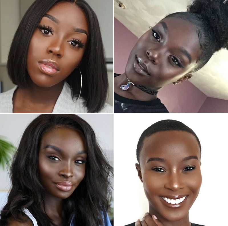 6 Everyday Makeup Tutorials for Dark Skin Everyday
