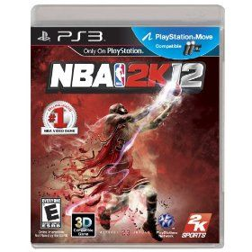 NBA 2K12 for PS3  Find out who is the greatest from $32.00