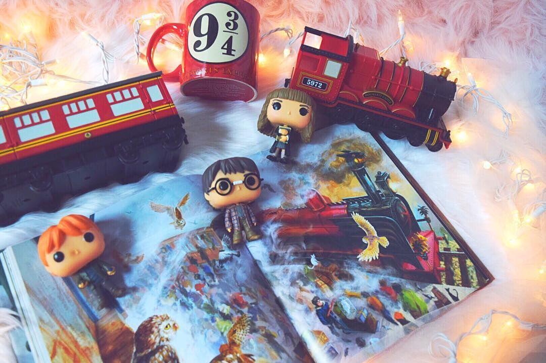 Instagram   OverTheMoony Harry Potter Platform 9 3/4