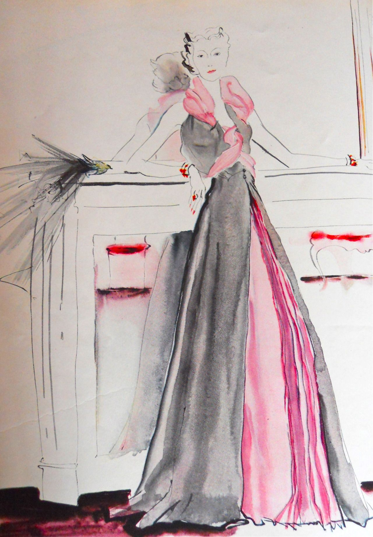 Illustration - Patou, 1936
