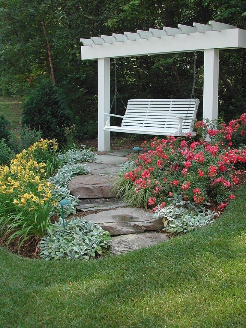Photo of Landscaping Ideas For Backyard And Frontyard To Make Your Home More Beautiful 21