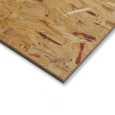 Dimensions Oriented Strand Board Common 7 16 In X 2 Ft X 4 Ft Actual 0 435 In X 23 75 In X 47 75 In In 2020 Oriented Strand Board Osb Osb Sheathing