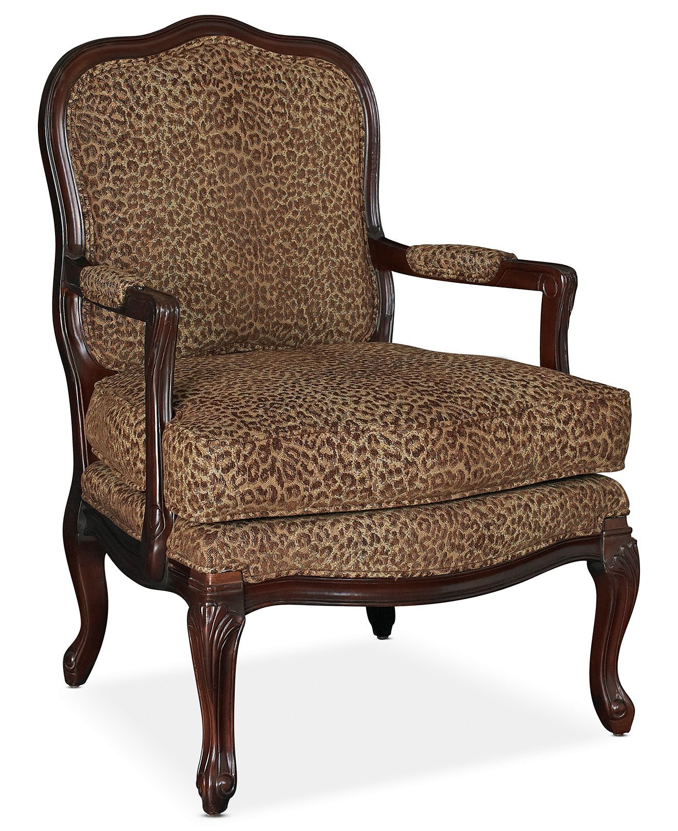 Mimi Accent Chair Macys Furniture Accent Chairs