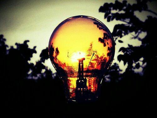 Light the world around you.
