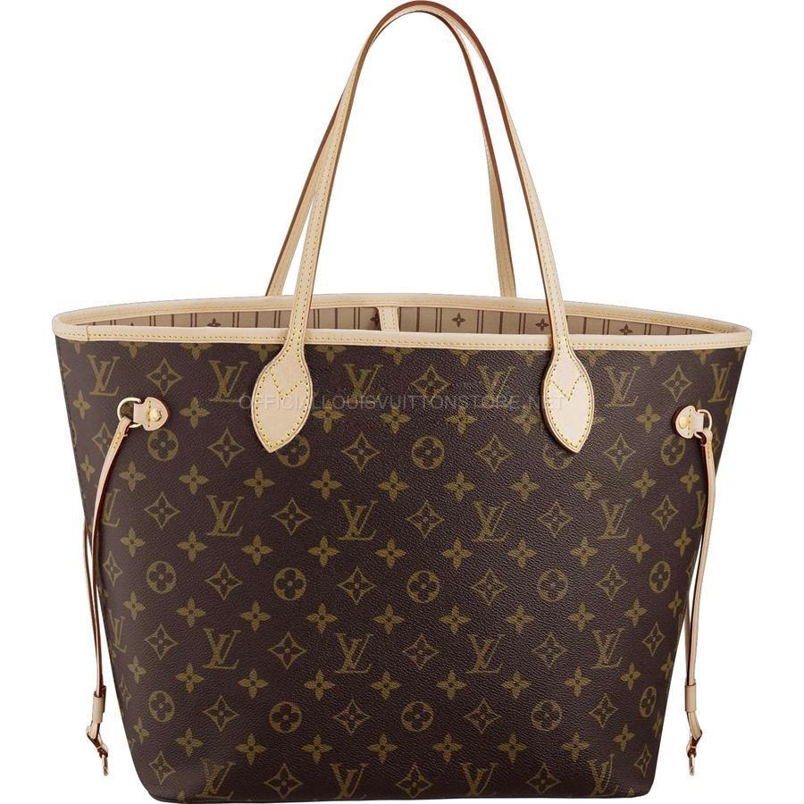 Louis Vuitton Neverfull PM Handbag