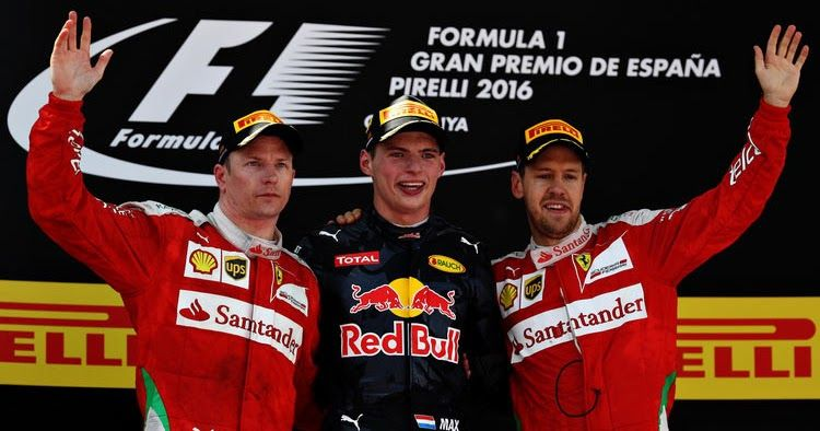 18-Yr Old Max Verstappen Becomes Youngest Ever F1 Winner #F1 #Racing