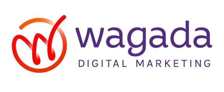Wagada digital marketing agency logo by Chloe Dunne Design ...