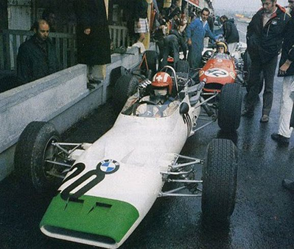 jo siffert is seen here driving hubert hahne 39 s car at reims in 1969 jo siffert bmw 269. Black Bedroom Furniture Sets. Home Design Ideas