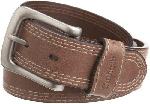 ae31bf8a32 Carhartt Men's Detroit Belt $26.99 - $32.00. Carhartt Men's Detroit Belt  Fashion Belts ...