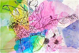 A.C. New ART DepARTment - Mr. Temple: Art II: Contour Line