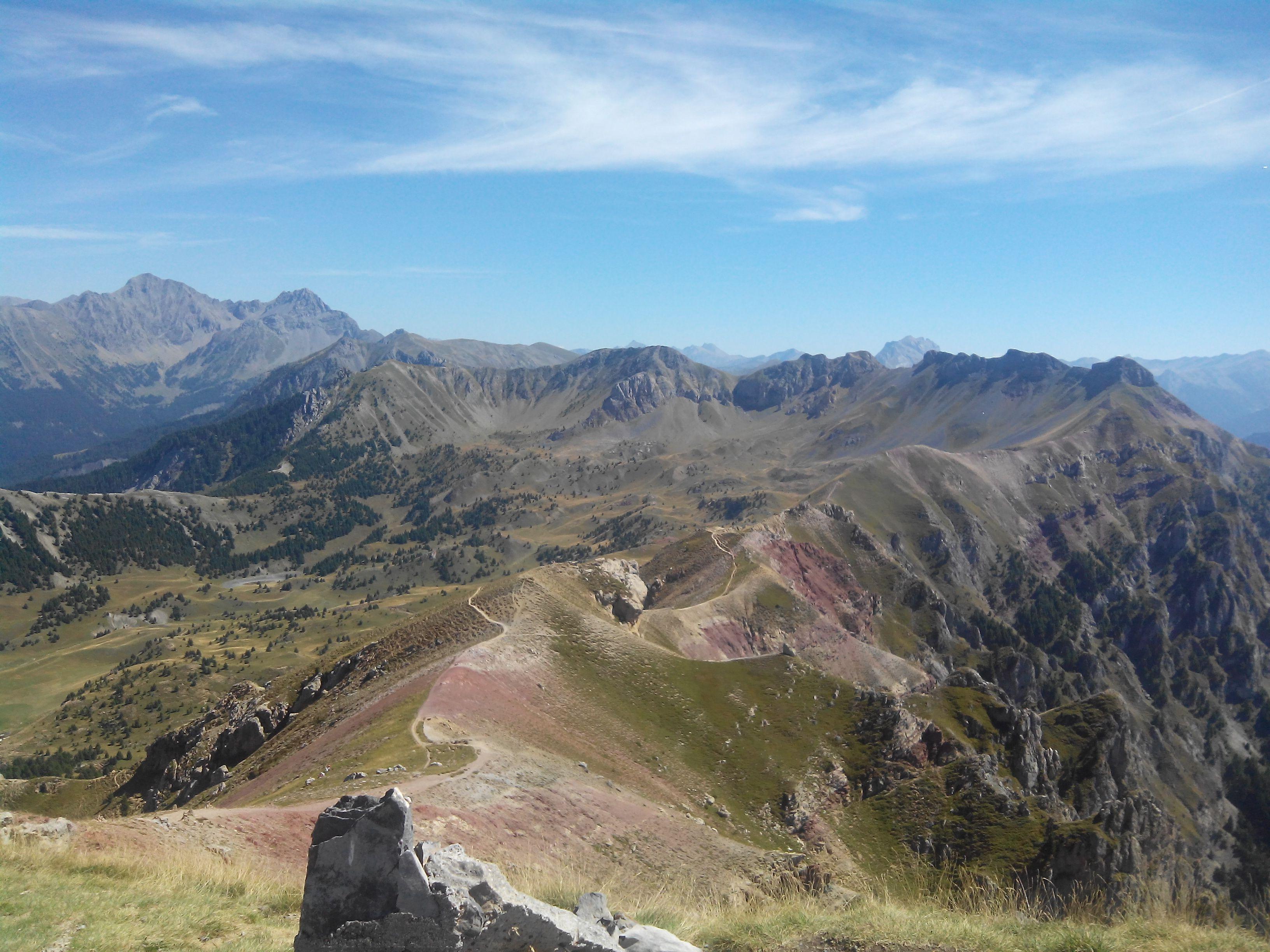 En haut du morgon photo de sophie josselin office de tourisme de ch teauroux les alpes serre - Office de tourisme chateauroux ...