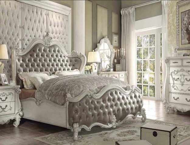 Versailles Collection by Acme Furniture Bedroom Furniture Set www