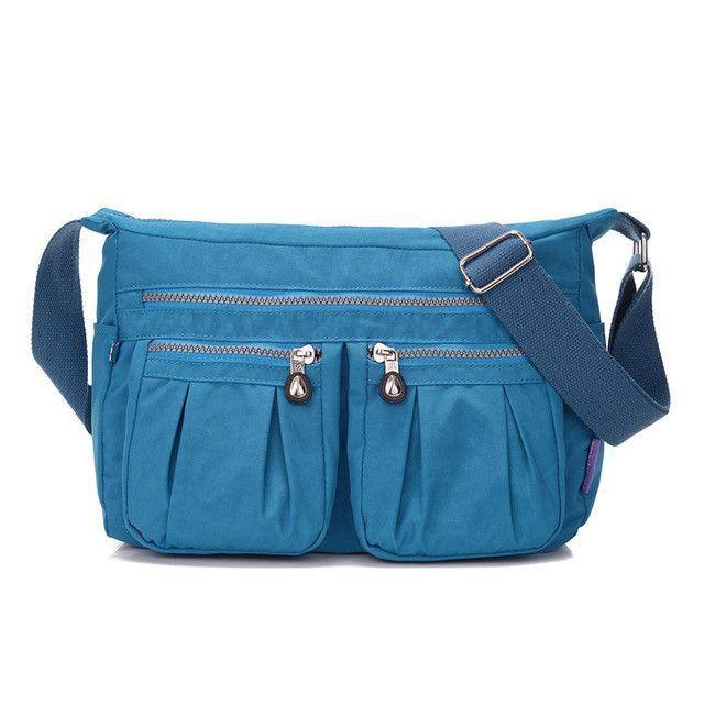 Women Messenger Bags Waterproof Nylon Female Crossbody Bags for Women Fashion