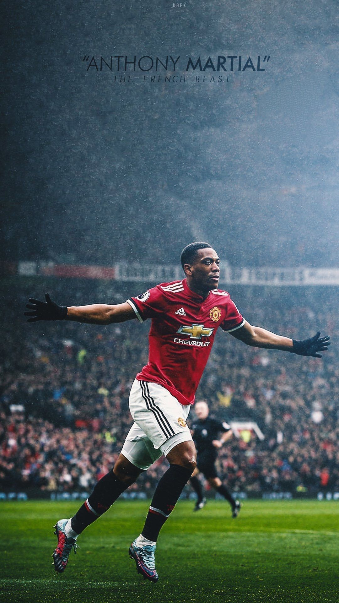 40 Anthony Martial Iphone Wallpapers Download At Wallpaperbro Manchester United Wallpaper Manchester United Team Anthony Martial