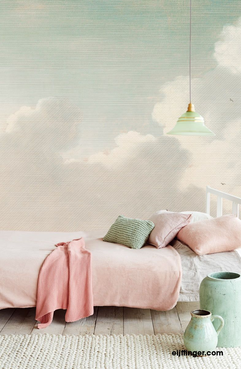 wolkentapete fototapete wolken eijffinger wolken tapete luftige wolken tapete wolken. Black Bedroom Furniture Sets. Home Design Ideas