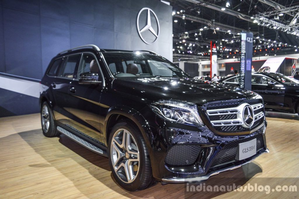 Luxury Vehicle: Mercedes GLS To Launch In India On May 18