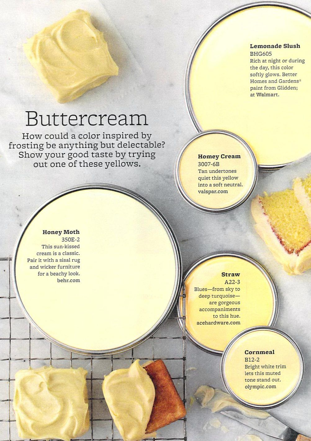 Image Result For Color Names For Soft Yellow Paint Color Palettes Yellow Paint Colors Paint Shades