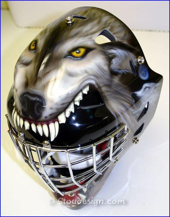 Hockey Goalies The Art Of The Mask Pix O Plenty Goalie Mask Hockey Goalie Goalie