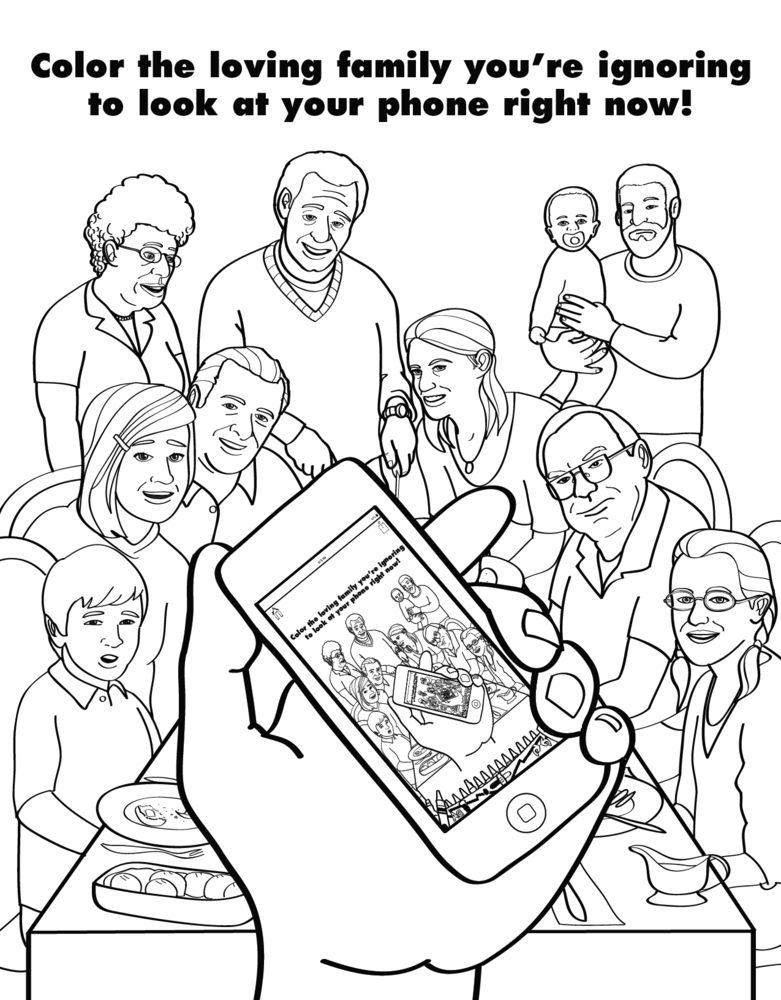 Hilarious Coloring Book For Grown-Ups Might Make You Pee Your ...