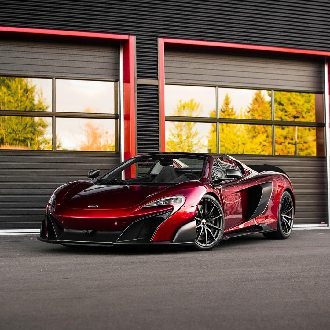 McLaren 675LT Spider Best luxury cars, Mclaren 675lt