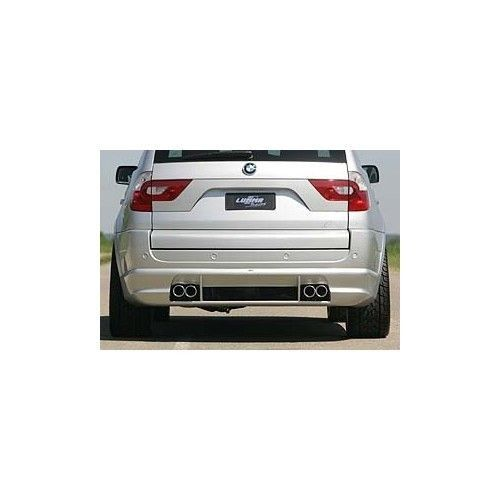 BMW X3 Lumma Rear Bumper Inc Diffusor:PDC