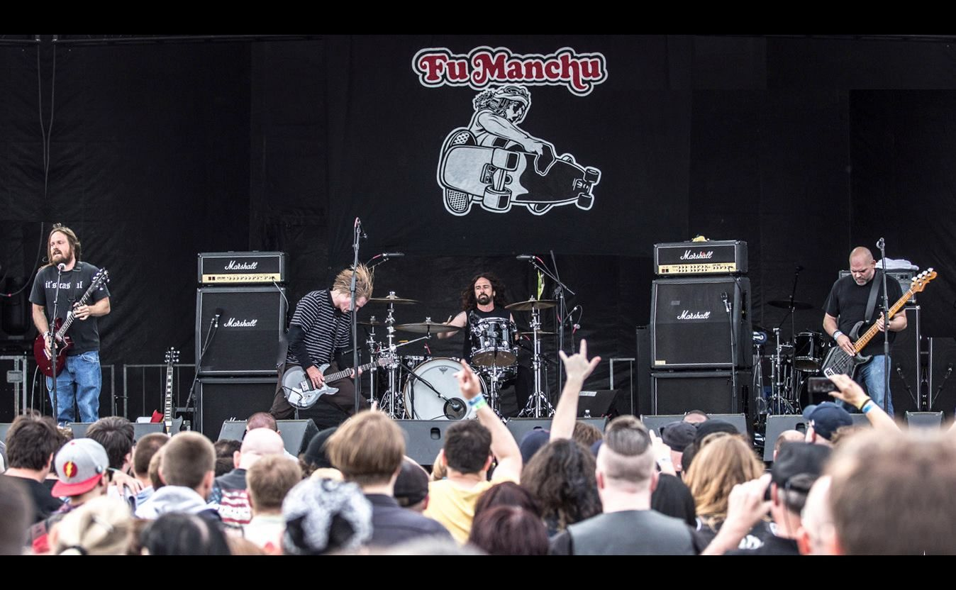 FU MANCHU Announce US Touring; Currently Mixing New Album Gigantoid ...