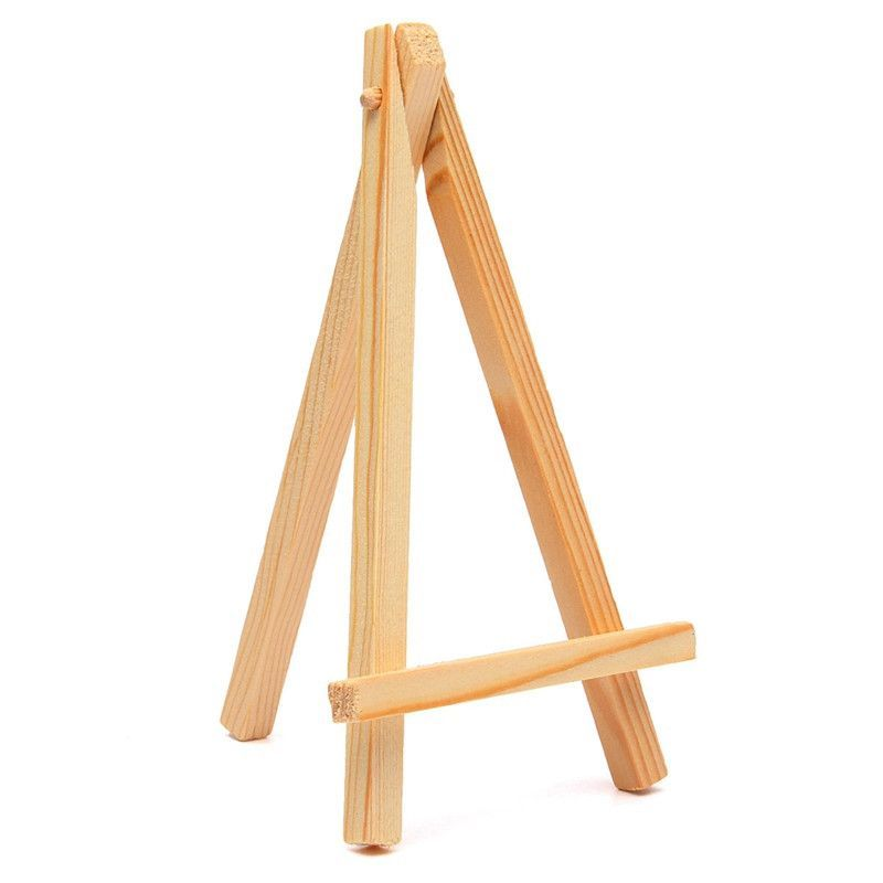 high quality 916cm mini wood artist easel wedding table calendar number place name card