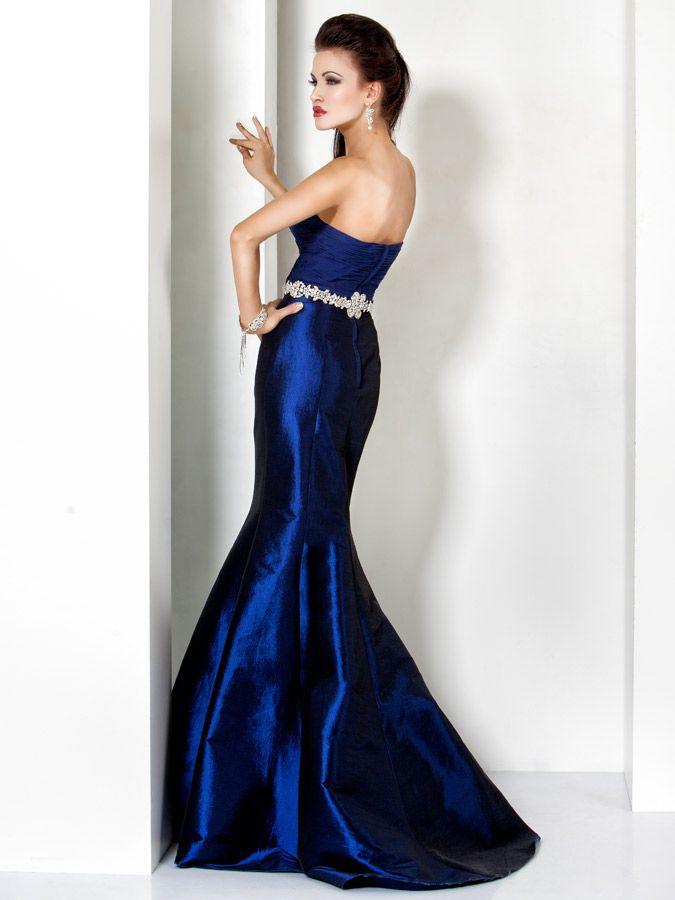Mermaid silk Jovani gown | Mother Of The Groom Dresses | Pinterest ...