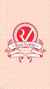 Resultado de imagen para red velvet kpop group logo