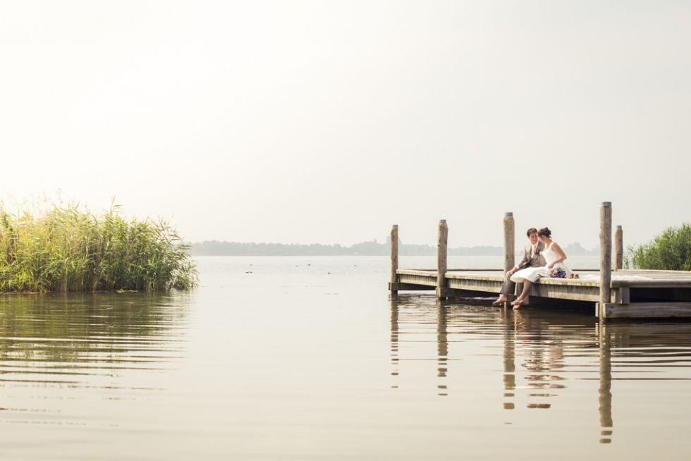 Trouwfotografie Zeewolde Bart + Marjanne » Patrick de Gier Trouwfotografie