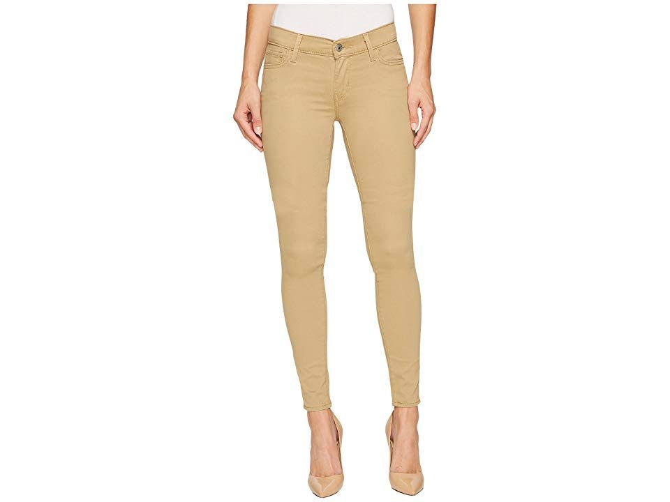 Levisr Womens 710 Super Skinny Super Soft Harvest Gold Womens Jeans If you liked the 535 Legging youll love the new 710 Super Skinny  perfected with advanced stretch and...