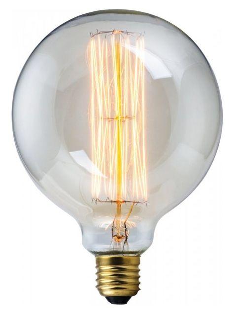 Vintage Glühlampe Globe 80