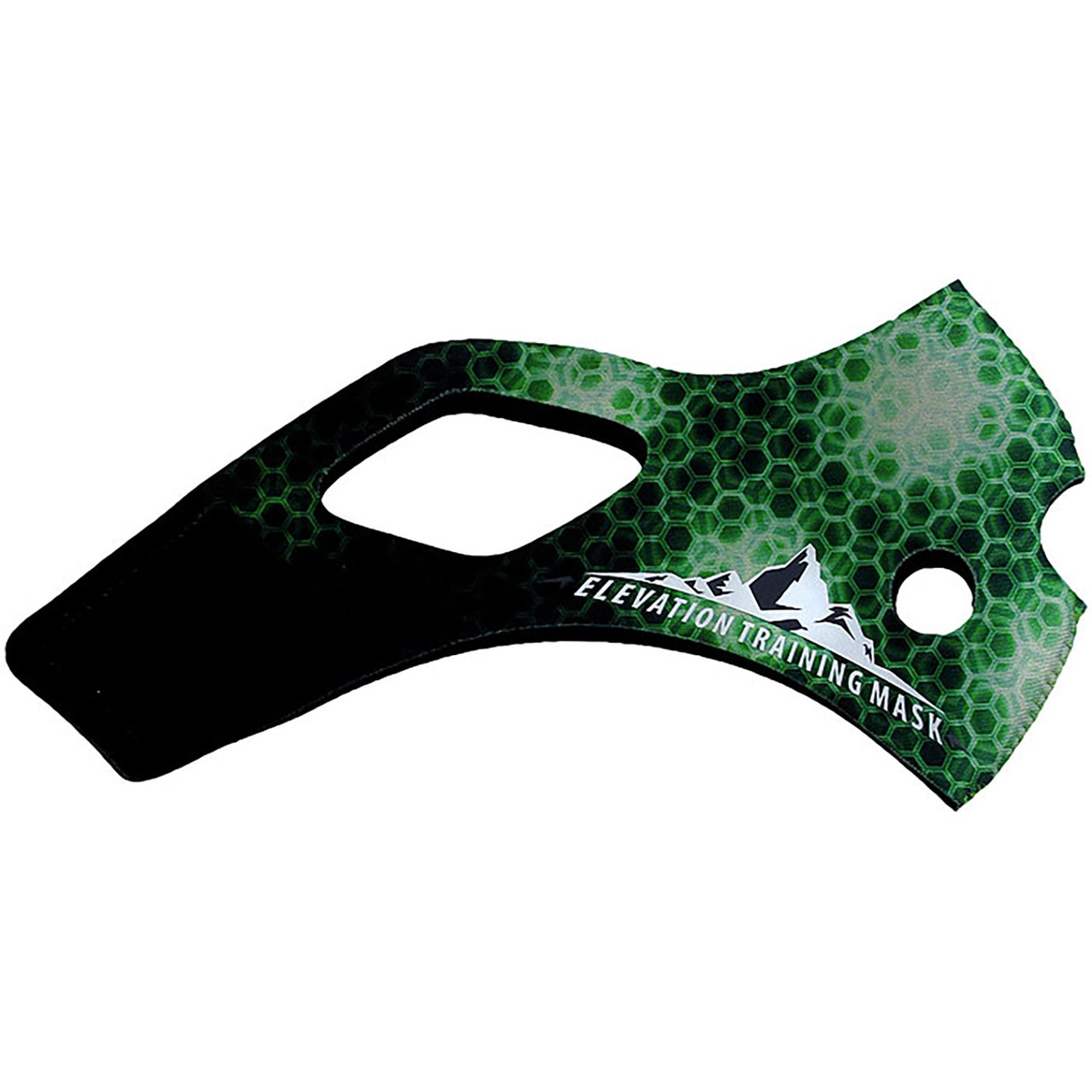 Green Elevation Training Mask 2.0 Smasher Sleeve