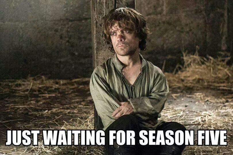 The wait... ahhhh!!!