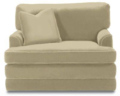 Daphne Supreme Comfort Twin Sleep Chair By La Z Boy