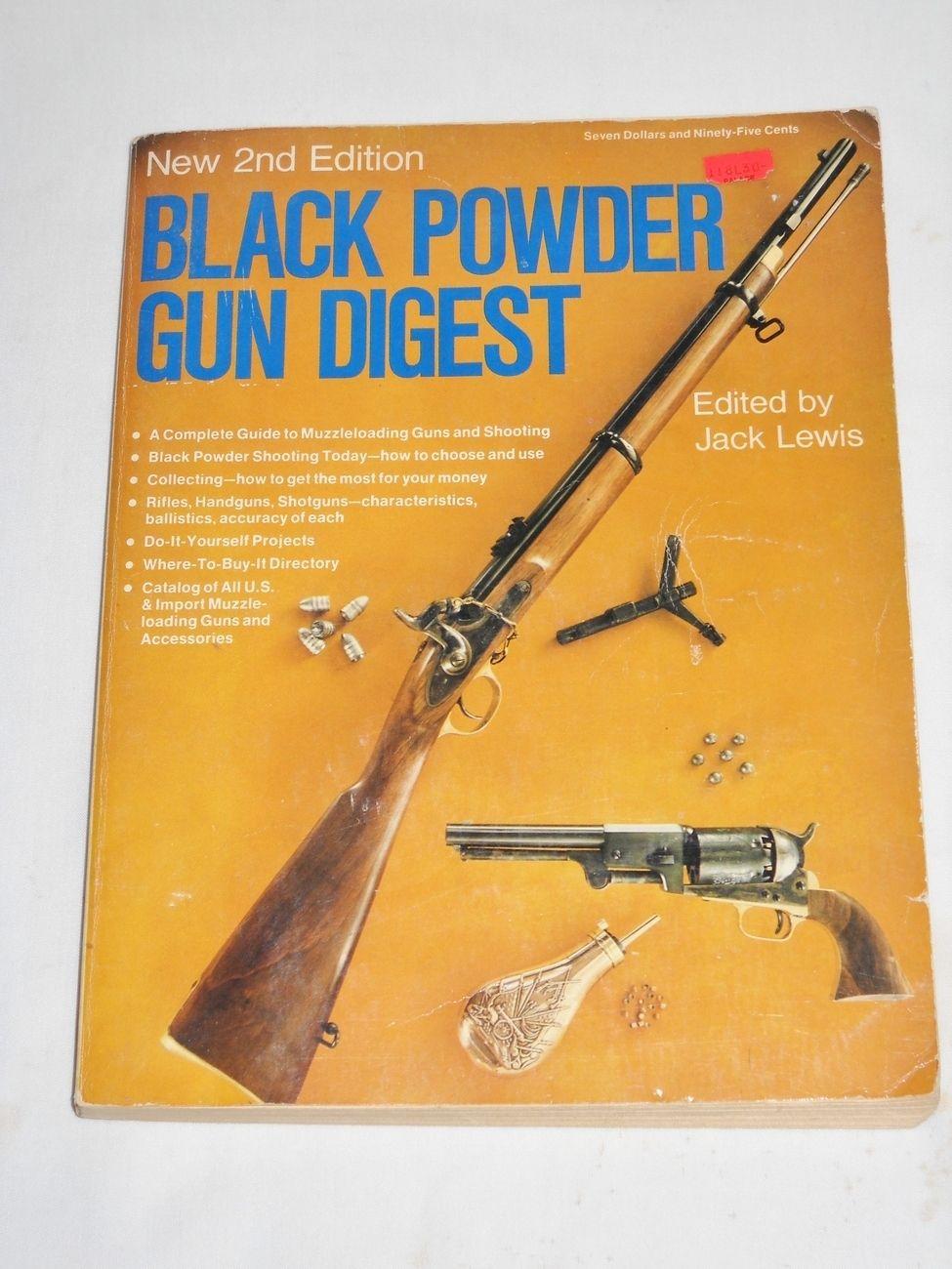 Black Powder Gun Digest | books | Black powder guns, Black, Guns