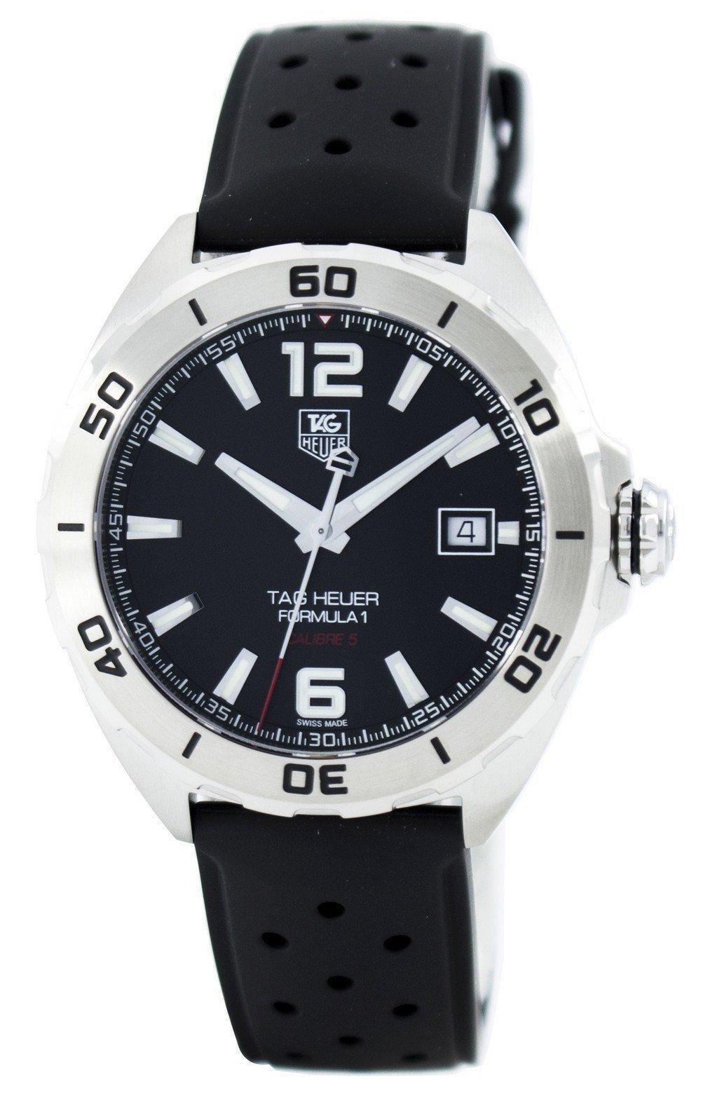 Tag Heuer Formula 1 Automatic Calibre 5 Swiss Made 200m Waz2113.ft8023 Men's Watch (FREE Shipping)