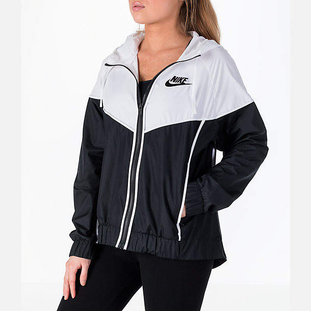 bbd7e1e243 Women s Nike Sportswear Woven Windrunner Jacket in 2019 ...