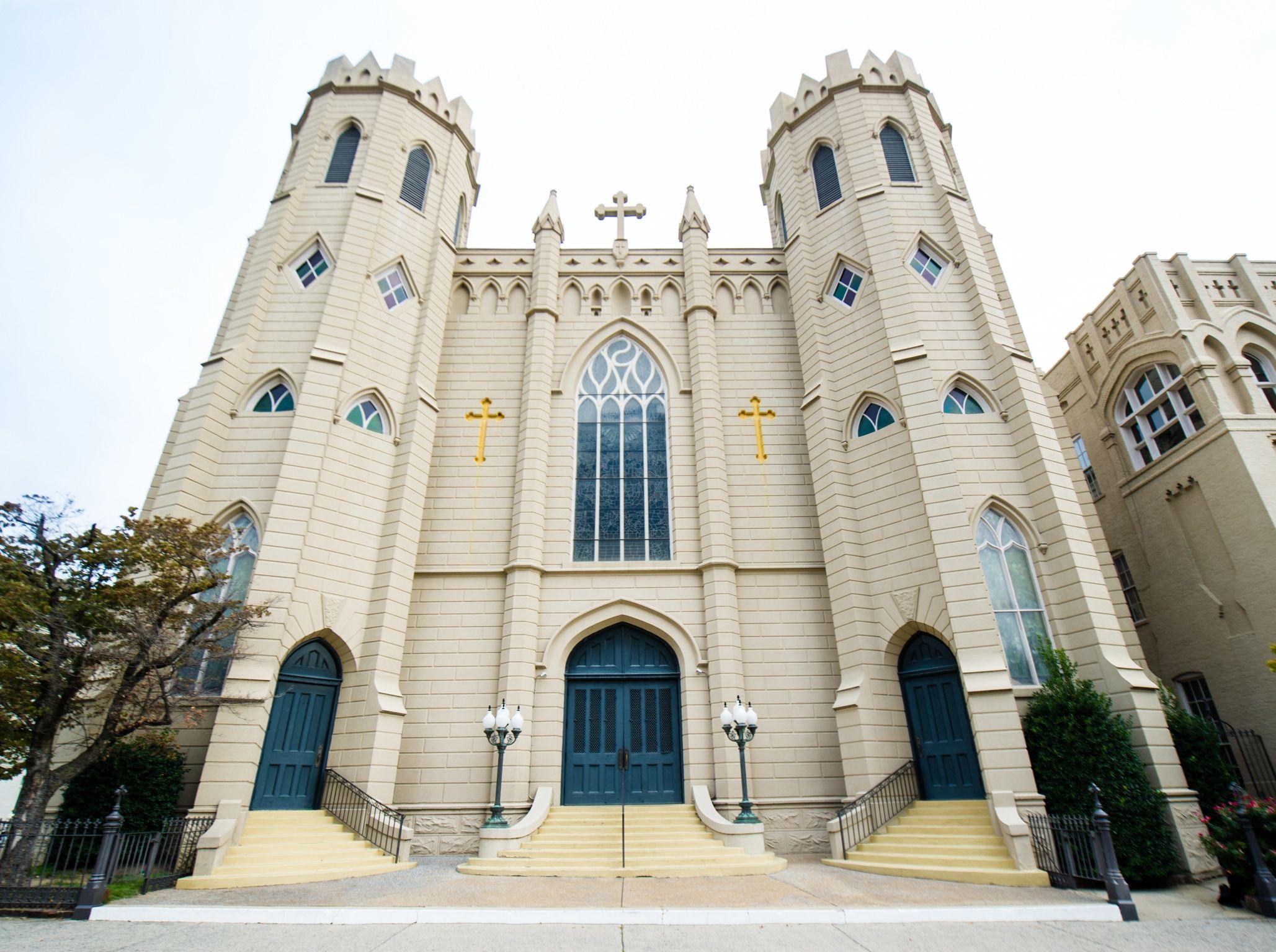 St Peter Catholic Church Memphis TN Beautiful Places