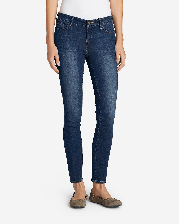 Womens Elysian High Rise Skinny Jeans Eddie Bauer aEMmOyQQyS