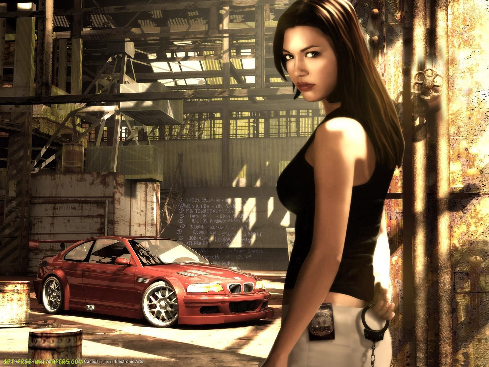 Need For Speed Most Wanted Wallpaper Download